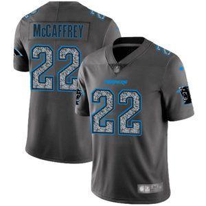 Carolina Panthers #22 Christian McCaffrey Jersey